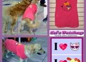 Vendo camiseta xxxl mascota. ropa perro grande labrador, dálmata, bóxer, chow chow, weimaraner
