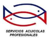 Servicios acuicolas profesionales
