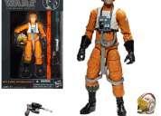 Star wars the black series 01 luke skywalker oferta 45,00