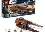 Lego® star wars geonosian starfighter playset 155pcs 60,00