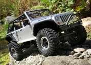 Jeep axial 4x4 scx10 1/10th