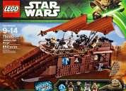 Lego® star wars jabbas sail barge 850pcs oferta 260,00