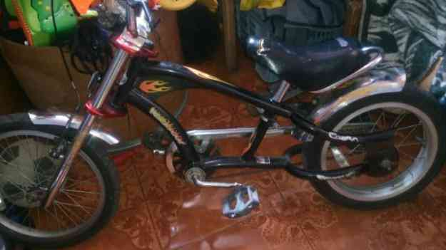 bicicleta chopers
