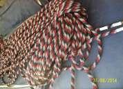 cuerda para andinismo usos varios