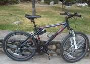Vendo bicicleta trans