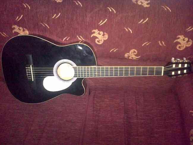 guitarra freedom 10\10 nueva
