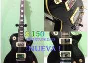 Guitarra eléctrica palmer nueva $150