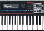 Roland juno gi semi nuevo buen sonido diferentes funciones