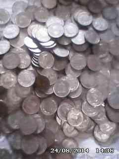 cambio monedas de 1 sucre