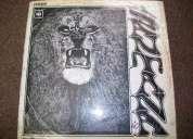 Santana, antigua música rock en lp, buen estado