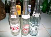 Antigua botella de gaseosas, y otras buen estado