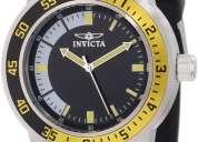 Reloj invicta de hombre versión de collección