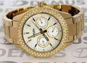 relojes al mayor marcas fossil, mk, guess