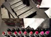maquillaje labiales mac