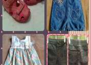 Vendo ropa de niña de 12 a 18 meses..