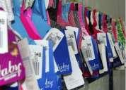 Venta a precios de fábrica de ropa interior