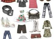 Compro ropa usada en buen estado pago en efectivo