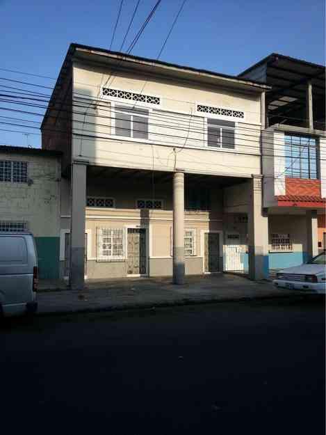 Venta De Casa Rentera En Centro De Guayaquil Guayaquil
