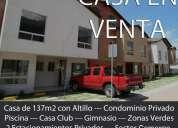 Casa nueva por estrenar sector cemexpo