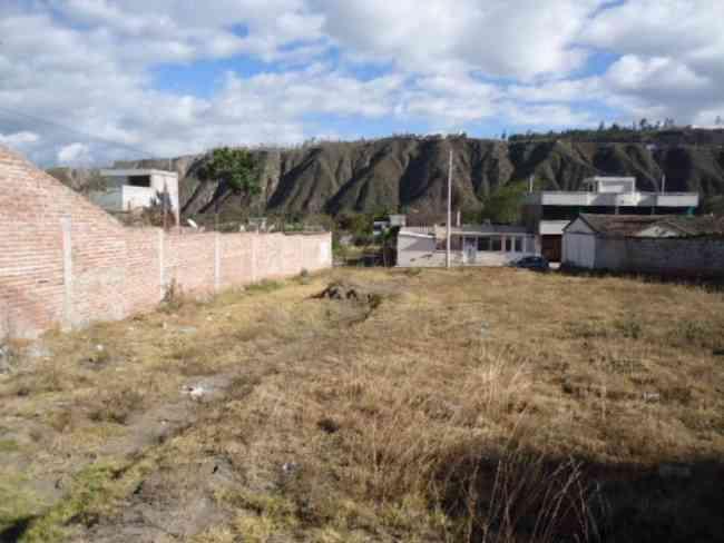 Terreno en venta 401 m2 en Guano