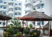 Alquilo cómodo departamento, a solo 50 mts de la playa sector club pacífico tonsupa