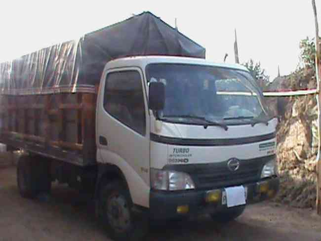 Vendo / Camión / Hino Dutro 716