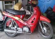 Vendo moto shineray