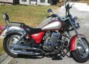 Moto 250cc la regalo!!