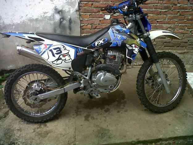 Moto Daytona Scorpion. cc250