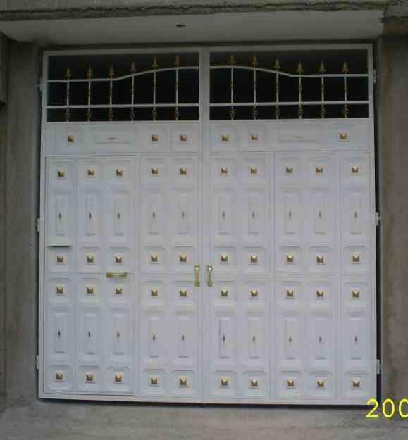 Puertas para garajes gallery of with puertas para garajes - Puertas para garajes ...