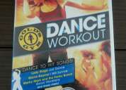 Gold's gym dance workout wii