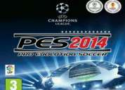 Pes pro evolution soccer 2014 para ps3