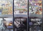 Juegos de ps3 playstation 3 originales nuevos y sellados