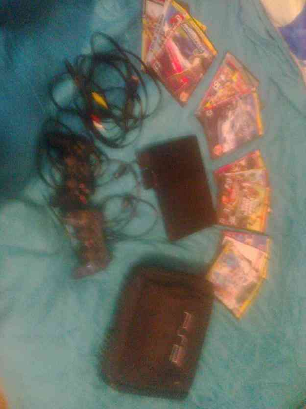 vendo play 2 original un solo dueño