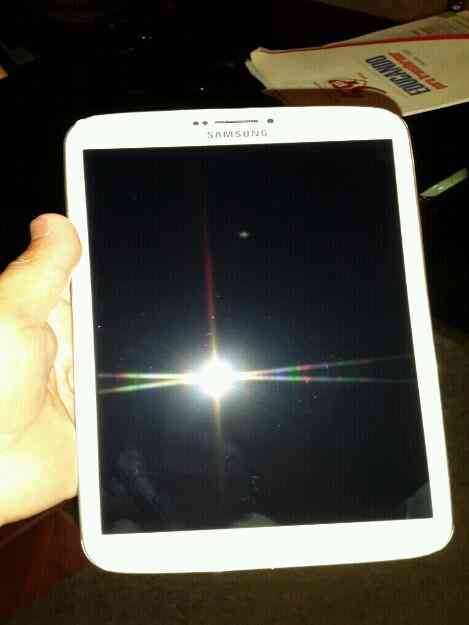 Vendo tablet samsum 3