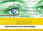 Mantenimientos correctivos a todo equipo de seguridad cc.tv., perimetral, accesos, telefonia...