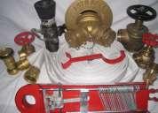 Extintores - alarmas - seguridad industrial y contra incendios