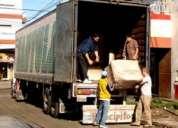 Alquiler de camiones para mudanzas fletes precios de locura