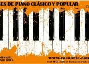 Clases de piano en guayaquil económicas casa arte