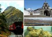 Tour tren riobamba nariz del diablo $ 119, 2 días