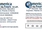 Transporte ejecutivo express de puerta a puerta