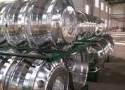 Llantas, rines de aluminio para camiones, remolques, aros de aluminio
