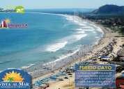 Urbanizacion privada en la playa #puertocayo a 20 minutos de los frailes