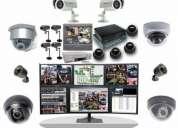 Venta e instalación de sistemas de seguridad video vigilancia y control de acceso