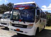 Vendo una buseta mitsubishi canter año 2008 de 33 pasajeros  ccl:0999808753 -032742752