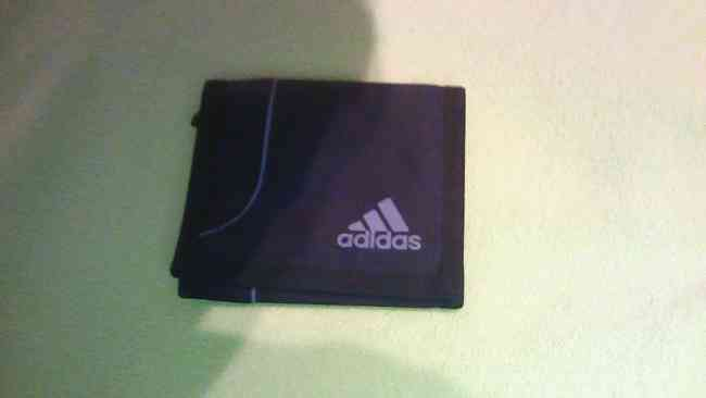 billetera adidas originals