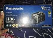 filmadora panasonic sdr-h86