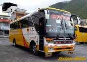 Vendo bus hino fg 2010 cepeda silver