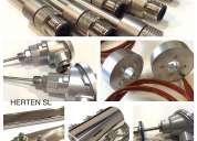 Sonda temperatura pt100 de alta precision para la industria conservera