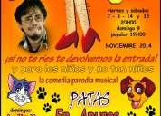 Temporada de comedias en guayaquil nov 2014 teatro